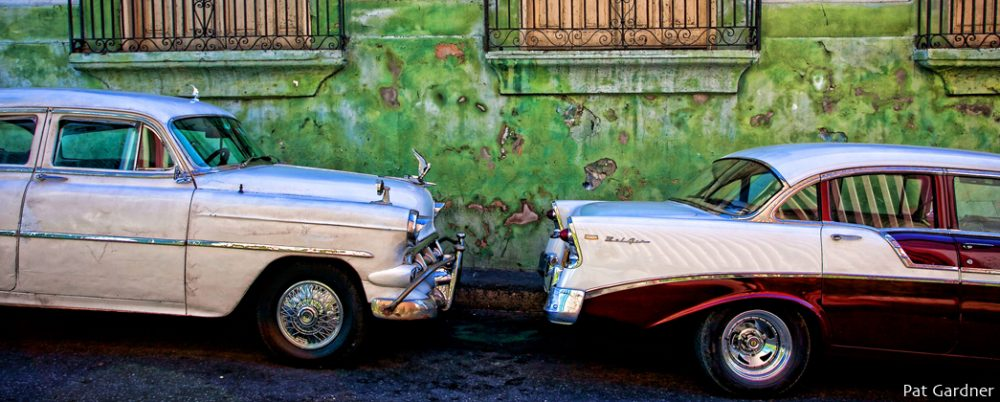 Photo workshop adventures in Cuba.