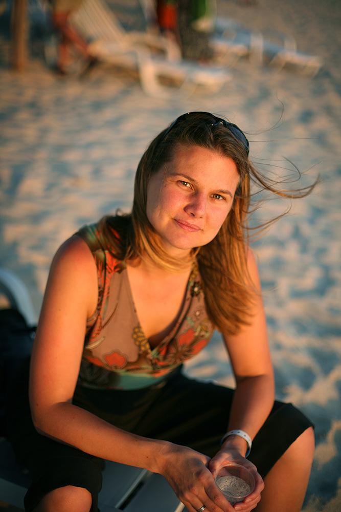 Trina in Cuba Portrait 1000